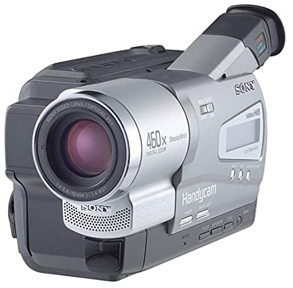amazon com sony ccd tr818 hi8mm camcorder discontinued by rh amazon com Sony Super HAD CCD Cameras Sony CCD Sensor