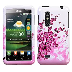 Spring Flowers Phone Protector Cover for LG P925 (Thrill 4G)