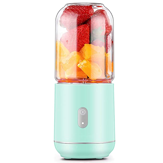 Multi Function Juicer Personal Blender for Home 304 Stainless Steel Blade Smoothie Blenders Unique Detachable Bottle Waterproof and Washable Ideal for Thanksgiving Gifts