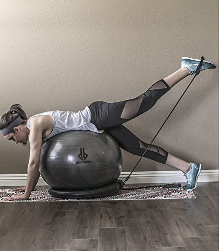 Bruciare Pilates Chair Buy Online In Uae: Dub Fitness,1500 Lbs, Strength Exercise Stability Ball W