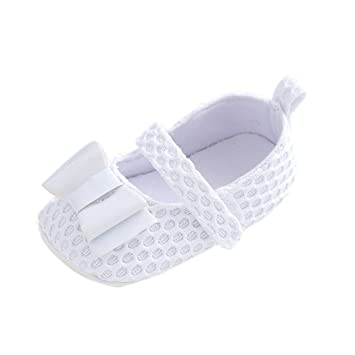 Amazon.com: Weiyun - Zapatillas para bebé, suela suave ...
