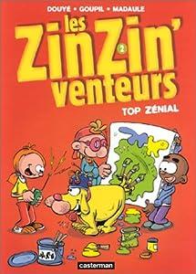 """Afficher """"Les zinzin'venteurs. n° 2<br /> Zinzin' venteurs-t2-top zénial (Les)"""""""