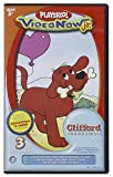 Videonow Jr. Personal Video Disc 3-Pack: Clifford #8