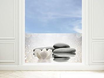 GRAZDesign 220017_80x57_GB_GS Sichtschutzfolie Bad | Fenster- Dusch ...