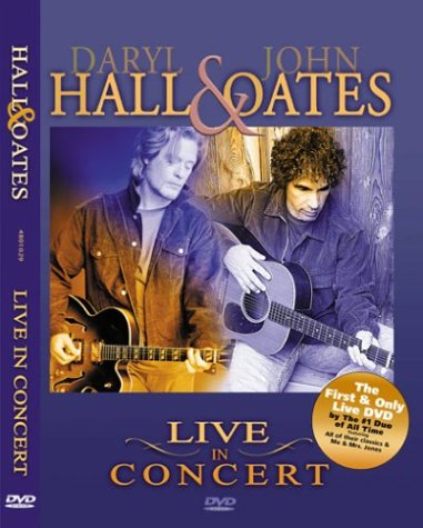 Daryl Hall & John Oates: Live in Concert by U-Watch Records