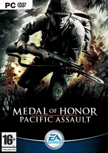 Medal of Honor: Pacific Assault pc dvd-ის სურათის შედეგი