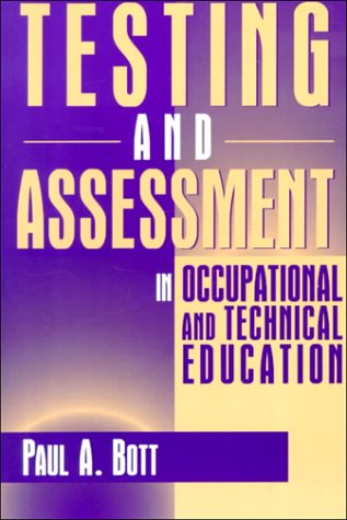 Testing and Assessment in Occupational and Technical Educati