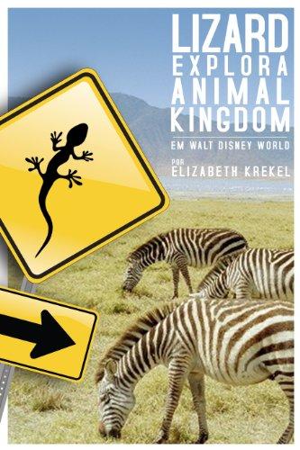 eBook Lizard Explora Animal Kingdom em Walt Disney World