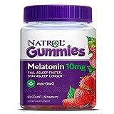 Natrol Melatonin 10mg Gummy, 90 Count Larger Image