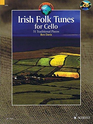 - Irish Folk Tunes for Cello: 51 Traditional Pieces (Schott World Music) (2015-12-01)