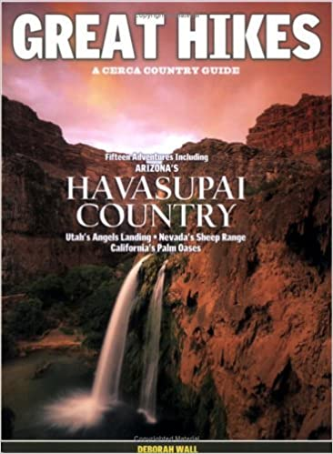 Book Great Hikes: A CERCA Country Guide by Deborah Wall (2010-01-01)