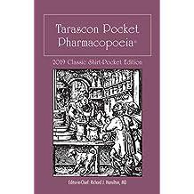 Tarascon Pocket Pharmacopoeia 2019, Classic Shirt-Pocket Edition