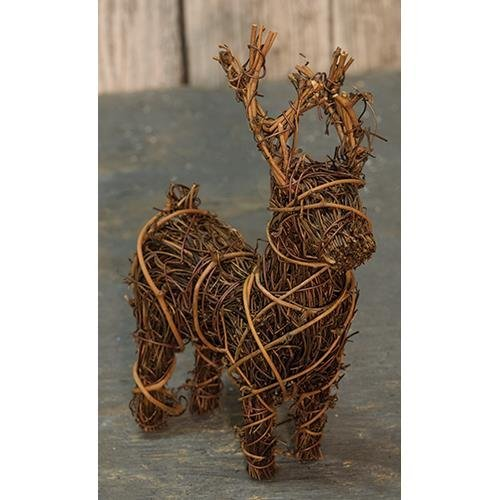 Heart of America Angel Vine Reindeer 4.5X6