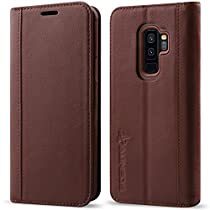 AUNEOS Wallet Case for S9 Plus