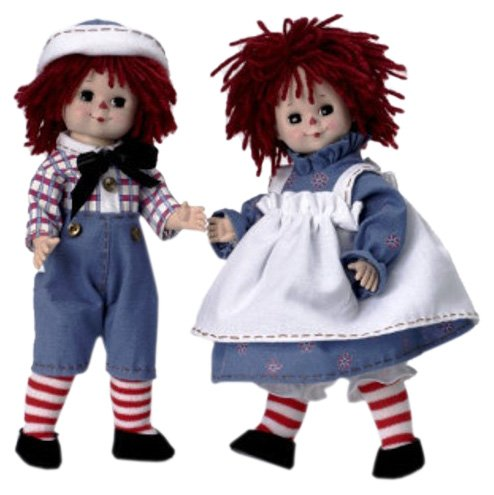 Set Doll Andy (Raggedy Ann and Andy Set, 8