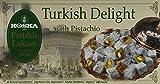 Turkish Delight with Pistachio, Koska, 17.63 Oz