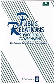 Book Public Relations for Local Government