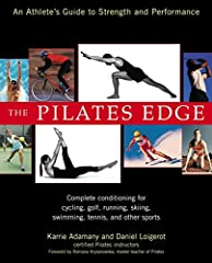 Complete body conditioning for golf, running, tennis, swimming, cycling, skiing, and other sports and activities.Originally developed by Joseph Pilates for boxers, gymnasts, and dancers, Pilates is a unique body-conditioning method that teach...