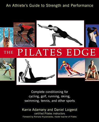 The Pilates Edge: An Athlete