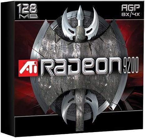 Amazon.com: Tecnologías de ATI Radeon 9200 128 MB tarjeta ...