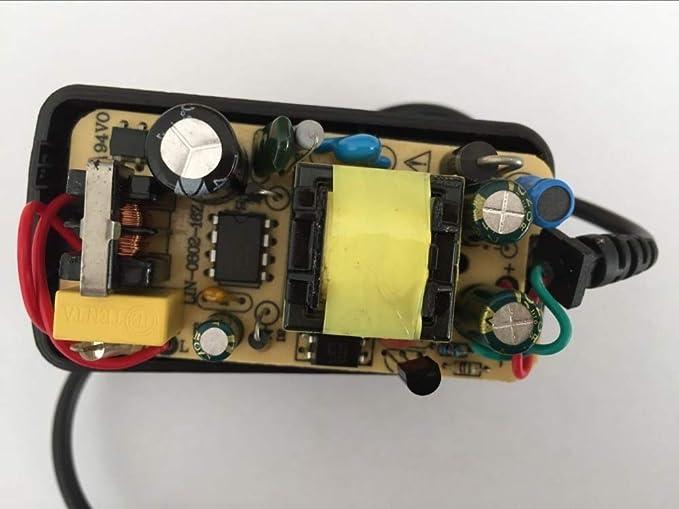 Amazon.com: Muccus - Cargador micro USB de 5 V y 2,5 A para ...