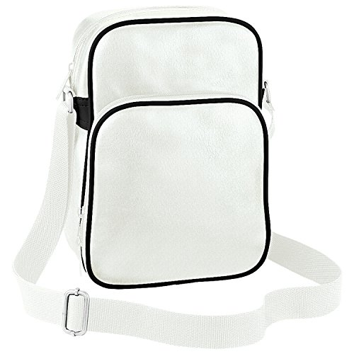 4 Litres Bagbase Black Original Off Bag Airline White Reporter wxXCI1Uq