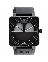 Bell & Ross Horizon swiss-automatic mens Watch BR01-92-SHO (Certified Pre-owned)