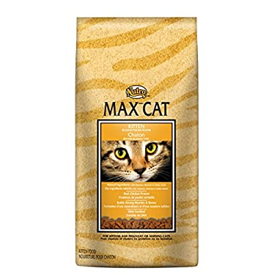 Cat Food Nutro MAX Dry Cat Food – All Life Stages, Chicken &... [tag]
