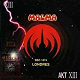 Bbc 1974 Londres by Magma (2004-01-20)
