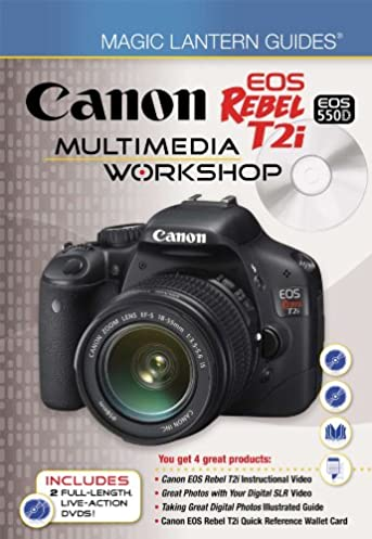 buy canon eos rebel t2i eos 550d multimedia workshop magic lantern rh amazon in Canon EOS Canon EOS 70D