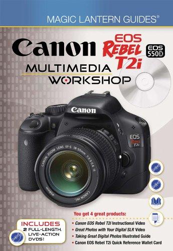 magic lantern guides canon eos rebel t2i eos 550d multimedia rh amazon com Canon Rebel T2i Tutorial Canon EOS Rebel T3i