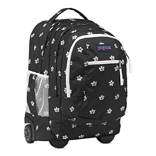 Jansport Driver 8 Rolling Laptop Backpack - Cherry Blossom by JanSport (Image #1)