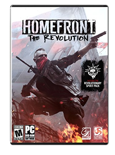 Homefront: The Revolution - PC (Peak Americans Sneak)