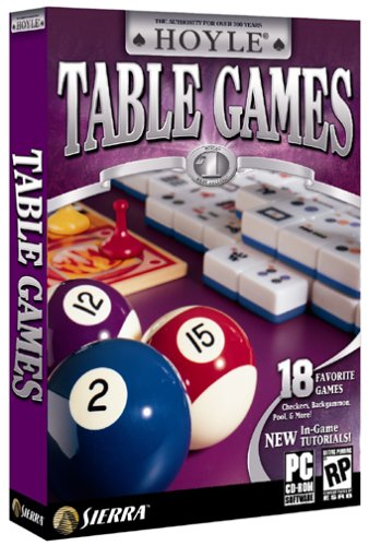 Hoyle Table Games 2004 - PC