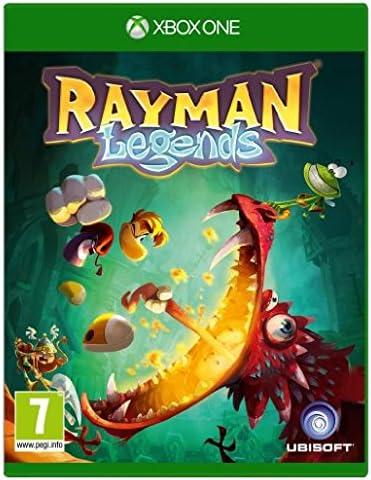 Ubisoft Rayman Legends, Xbox One - Juego (Xbox One, Xbox One ...