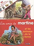 img - for Les amis de martine (French Edition) book / textbook / text book