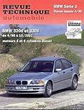 Revue technique automobile BMW serie 3 diesel de 04/1998 a 10/2001