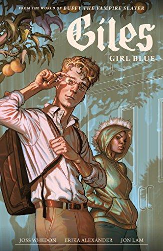 Buffy the Vampire Slayer Season 11: Giles - Girl Blue ()
