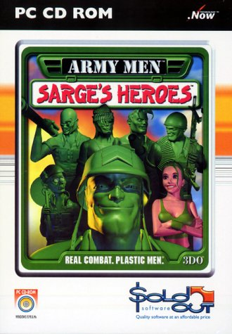 - Army Men: Sarge's Heroes (UK IMPORT) PC CD-ROM