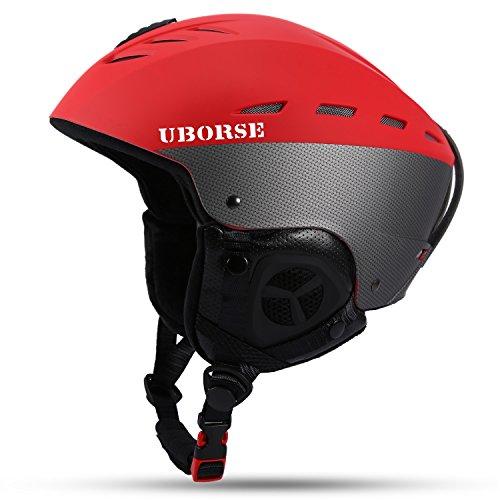 red audio helmet - 8