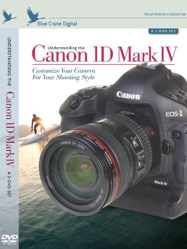 Blue Crane Digital Understanding The Canon 1D Mark IV Training DVD  (zBC134)