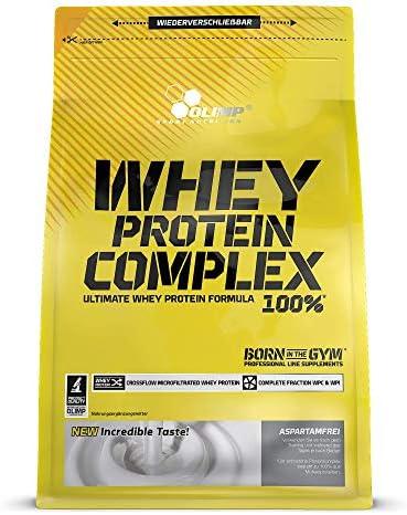 Olimp Sport Nutrition Proteína Whey Protein Complex con Sabor 100% Chocolate - 700 g