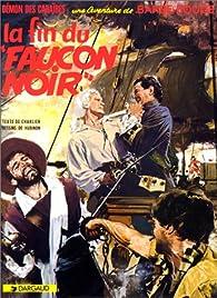 Barbe-Rouge, tome 9 : La Fin du Faucon noir par Jean-Michel Charlier