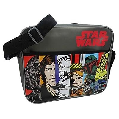 Star Wars Classic Jedi Courier Messenger Shoulder Bag