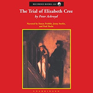 The Trial of Elizabeth Cree Audiobook