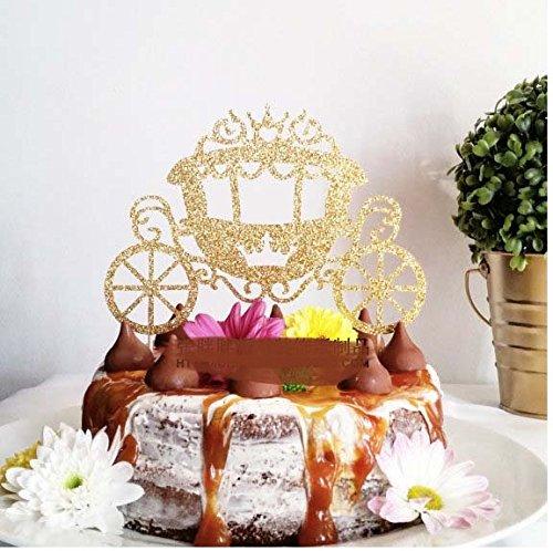 Pram Cake Topper - 3