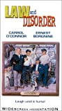 Law & Disorder [VHS]