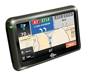 "Mappy iti401ND - Navegador GPS (Interno, Western Europe, 109.2 mm (4.3 ""), 480 x 272 Pixeles, 16 (importado)"