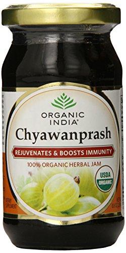 Organic India Chywanaprash Dietary Supplement, 8.8 Ounce
