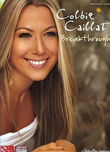Read Online Colbie Caillat - Breakthrough (Piano/Vocal/guitar) pdf epub
